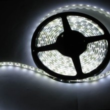 LED pás studená biela
