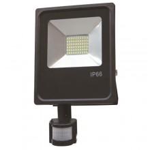 LED reflektor 20W s pohybovým senzorom
