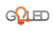 Logo GoLED