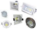 COB LED bodové svietidlá