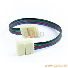 Flexispojka na RGB LED pás