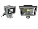 LED reflektory s pohybovým senzorom