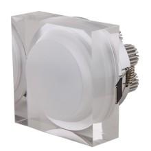 Zapustené orientačné mini LED svietidlo 1W