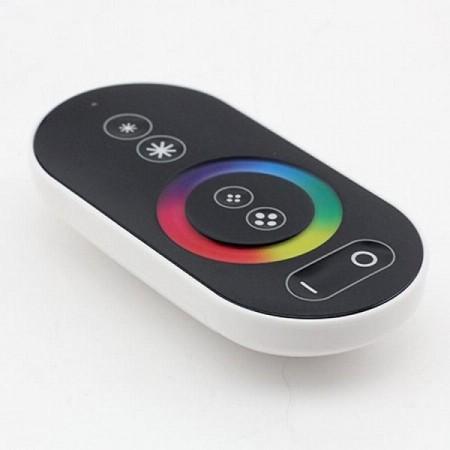 Dotykový LED diaľkový RF ovládač RGB 288W
