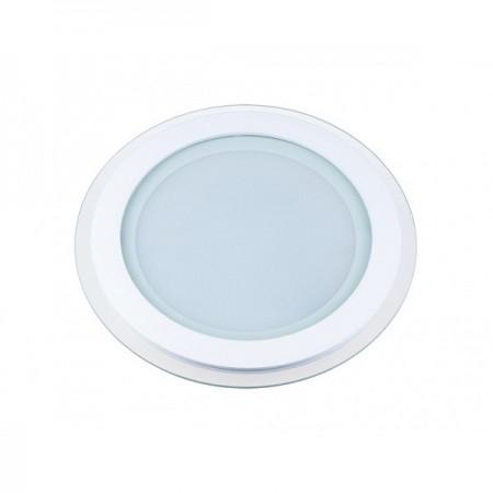 Okrúhly zapustený LED panel 18W s voliteľnou farbou svetla