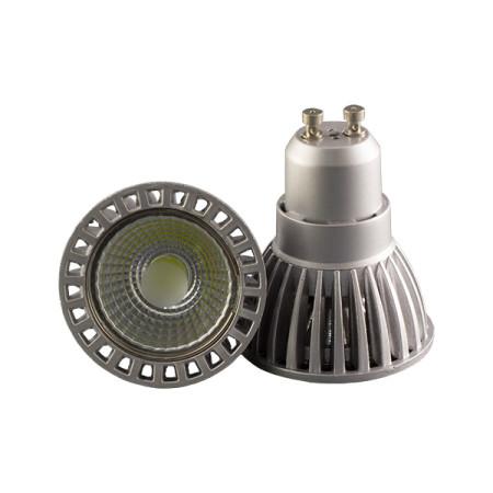 COB LED žiarovka GU10