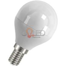 LED žiarovka E14 6W so širokým uhlom svietenia