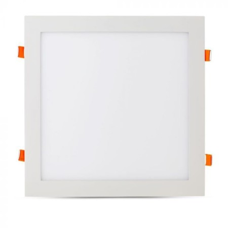 Zapustený LED panel 24W