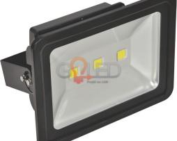 Výkonné LED reflektory nad 70W