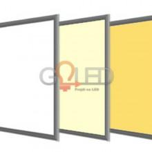 Stmievateľný LED panel 60x60cm 36W s voľbou farby svetla