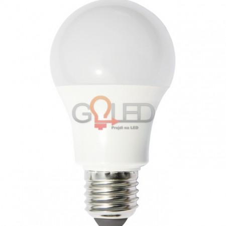 Prémiová LED žiarovka E27 A60 10W so širokým uhlom