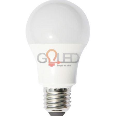 Prémiová stmievateľná LED žiarovka E27 A60 10W so širokým uhlom