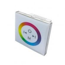 Dotykový LED RGB ovládač pre inštaláciu do krabice