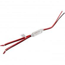 Mini zosilňovač na jednofarebné LED pásy 144W