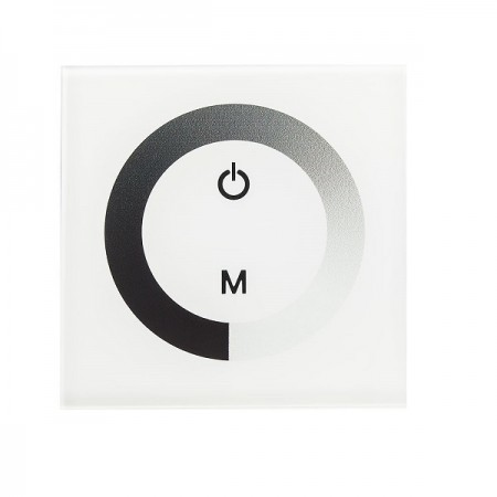 Dotykový LED stmievač pre inštaláciu do krabice