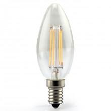 LED filament sviečka E14 4W