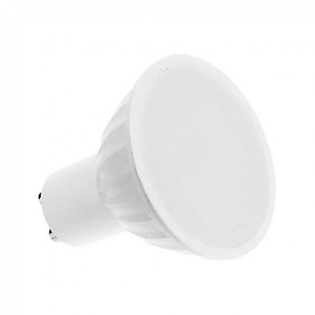 Stmievateľná SMD LED žiarovka GU10 7W