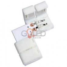 Rohová spojka na LED pás