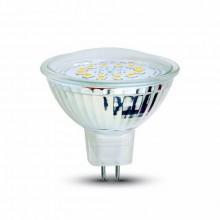 SMD LED žiarovka MR16 3W