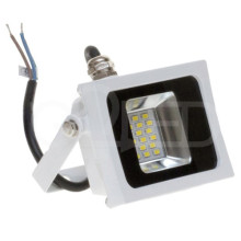 Biely LED reflektor 10W