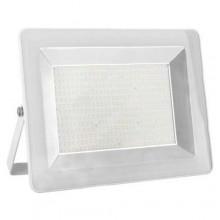 Prémiový biely LED reflektor 100W