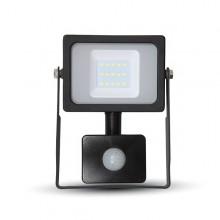 LED reflektor 10W s pohybovým senzorom