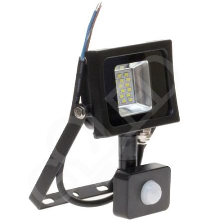 LED reflektor 10W so senzorom