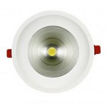 Prémiové zapustené okrúhle biele LED svietidlo 22W s CREE čipom