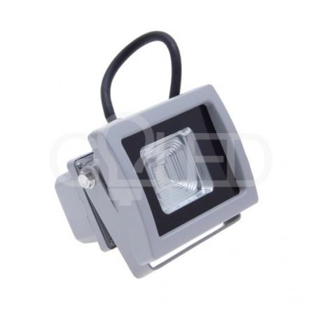 RGB LED reflektor 10W s RF ovládaním