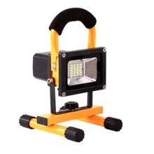Prenosný nabíjateľný LED reflektor 10W