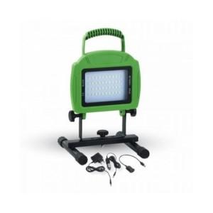 Prenosný nabíjateľný LED reflektor 20W