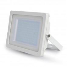 Prémiový biely SMD LED reflektor 150W