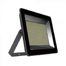 Prémiový čierny LED reflektor 150W