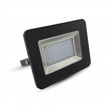 Prémiový čierny LED reflektor 50W