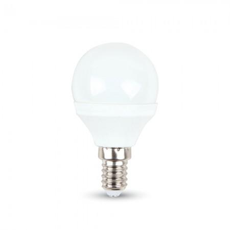 LED žiarovka E14 3W so širokým uhlom svietenia