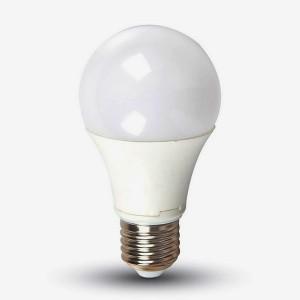 LED žiarovka E27 A60 9W DC24V