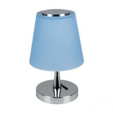 Modrá stmievateľná stolová LED lampa 5W