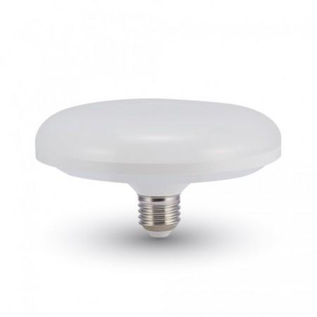UFO stropná LED žiarovka E27 F150 15W