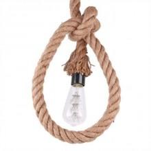 Závesná lampa lano