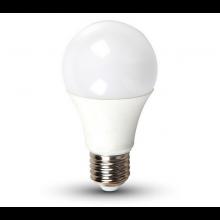 LED žiarovka E27 A60 9W
