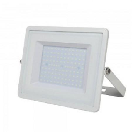 Profesionálny biely LED reflektor 100W so SAMSUNG čipmi
