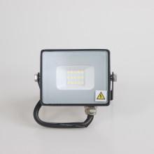 Profesionálny čierny LED reflektor 10W so SAMSUNG čipmi