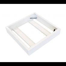 Rám pre povrchovú montáž LED panelov 30x30cm