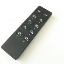 Diaľkový ovládač k RF LED stmievaču