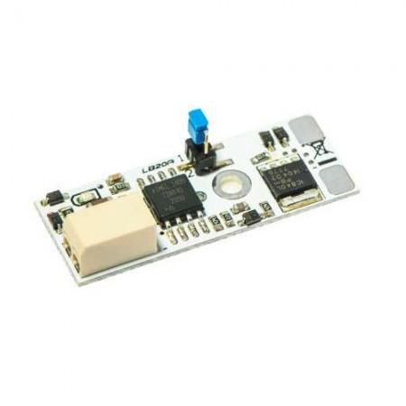 Dotykový LED stmievač do profilu