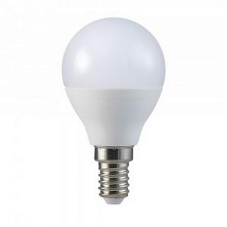 Profesionálna LED žiarovka E14 P45 4,5W s vysokou svietivosťou so SAMSUNG čipmi