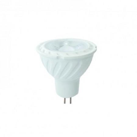 Profesionálna LED žiarovka MR16 6,5W so širokým uhlom svietenia so SAMSUNG čipmi