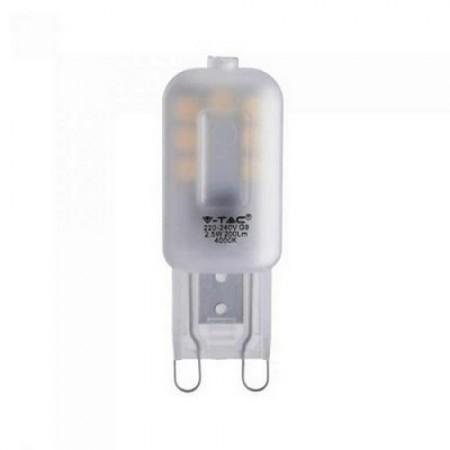 Profesionálna mini LED žiarovka G9 2,5W so SAMSUNG čipmi