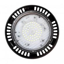Profesionálne stmievateľné UFO LED svietidlo 100W 90° s vysokou svietivosťou (120lm/W) so SAMSUNG čipmi