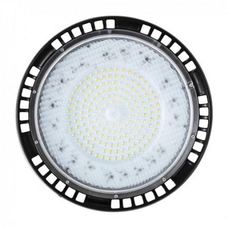 Profesionálne stmievateľné UFO LED svietidlo 150W 90° s vysokou svietivosťou (120lm/W) so SAMSUNG čipmi